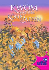 Kwom und der König der Affen Filmplakat