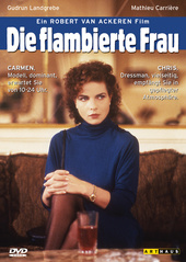 Die flambierte Frau Filmplakat