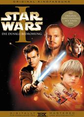 Star Wars: Episode I - Die dunkle Bedrohung (Einzel-DVD) Filmplakat