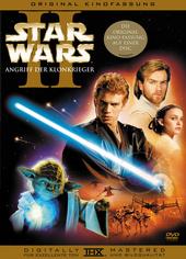Star Wars: Episode II - Angriff der Klonkrieger (Einzel-DVD) Filmplakat