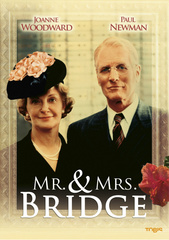 Mr. & Mrs. Bridge Filmplakat