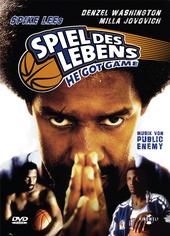 Spike Lees Spiel des Lebens Filmplakat