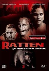 Ratten - Sie werden dich kriegen! Filmplakat