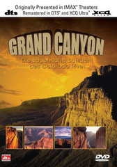 Grand Canyon: The Hidden Secrets Filmplakat