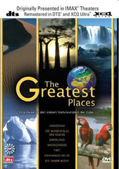 The Greatest Places Filmplakat