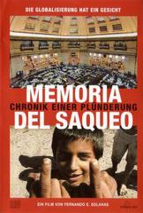 Memoria del Saqueo - Chronik einer Plünderung Filmplakat