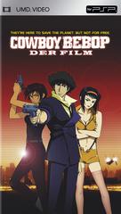 Cowboy Bebop - Der Film Filmplakat