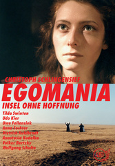 Egomania - Insel ohne Hoffnung Filmplakat
