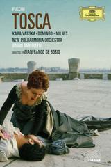Puccini, Giacomo - Tosca Filmplakat