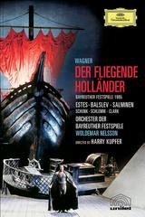 Wagner, Richard - Der fliegende Holländer (NTSC) Filmplakat