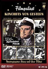 U 47 - Kapitänleutnant Prien Filmplakat