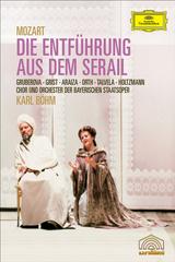 Mozart, Wolfgang Amadeus - Die Entführung aus dem Serail (Bayerische Staatsoper/Karl Böhm) Filmplakat