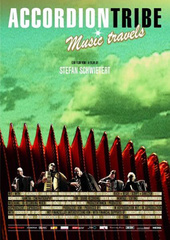 Accordion Tribe - Music Travels Filmplakat