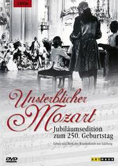Unsterblicher Mozart - Jubiläumsedition zum 250. Geburtstag (2 DVDs) Filmplakat