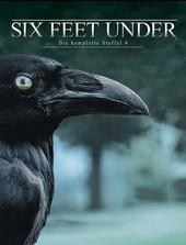 Six Feet Under - Gestorben wird immer, Die komplette Staffel 4 (5 DVDs) Filmplakat