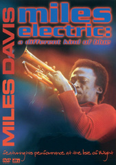 Miles Electric: A Different Kind of Blue Filmplakat