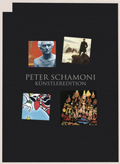 Peter Schamoni Künstleredition (4 DVDs) Filmplakat