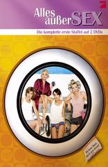 Alles außer Sex - Die komplette erste Staffel (2 DVDs) Filmplakat