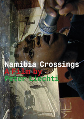 Namibia Crossings - Spirits & Limits (+ Audio-CD) Filmplakat