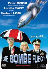 Die Bombe fliegt Filmplakat