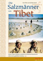 Die Salzmänner von Tibet Filmplakat