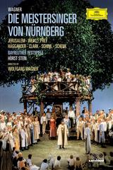Wagner, Richard - Die Meistersinger von Nürnberg (2 DVDs+NTSC) Filmplakat