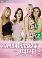 Schulmädchen, Staffel 2 (Special Edition, 2 DVDs) Filmplakat
