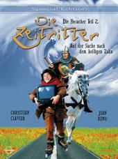 Die Zeitritter - Auf der Suche nach dem heiligen Zahn (Special Edition) Filmplakat