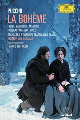 La Bohème (NTSC) Filmplakat