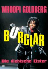Burglar - Die diebische Elster Filmplakat