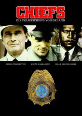 Chiefs - Die Polizeichiefs von Delano (3 DVDs) Filmplakat