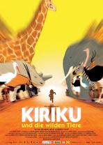 Kiriku und die wilden Tiere - Filmplakat