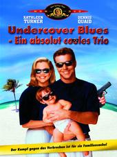 Undercover Blues Filmplakat