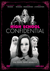 High School Confidential (Special Edition, 2 DVDs) Filmplakat