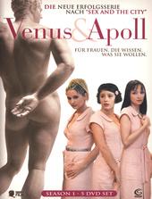 Vénus & Apoll - Season 1 (5 DVDs) Filmplakat