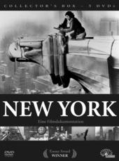 New York - Eine Filmdokumentation (5 DVDs) Filmplakat