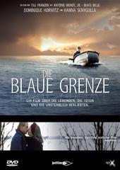 Die blaue Grenze Filmplakat