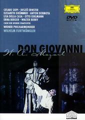 Mozart, Wolfgang Amadeus - Don Giovanni (Gesamtaufnahme) Filmplakat