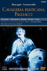 Leoncavallo, Ruggiero - I Pagliacci (Der Bajazzo) Filmplakat