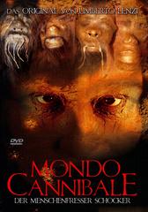 Mondo Cannibale Filmplakat