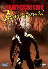 Blutgericht am Amazonas Filmplakat