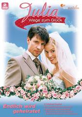 Julia - Wege zum Glück: Endlich wird Geheiratet (2 DVDs) Filmplakat