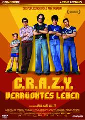 C.R.A.Z.Y. - Verrücktes Leben Filmplakat