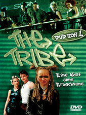 The Tribe - DVD-Box 1 (4 DVDs) Filmplakat