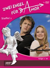 Zwei Engel für Amor - Staffel 1, Folge 01-16 (2 DVDs) Filmplakat