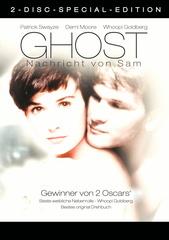 Ghost - Nachricht von Sam (Special Edition, 2 DVDs) Filmplakat