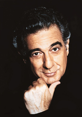 Plácido Domingo Musikerporträt 236444 Domingo, Placido