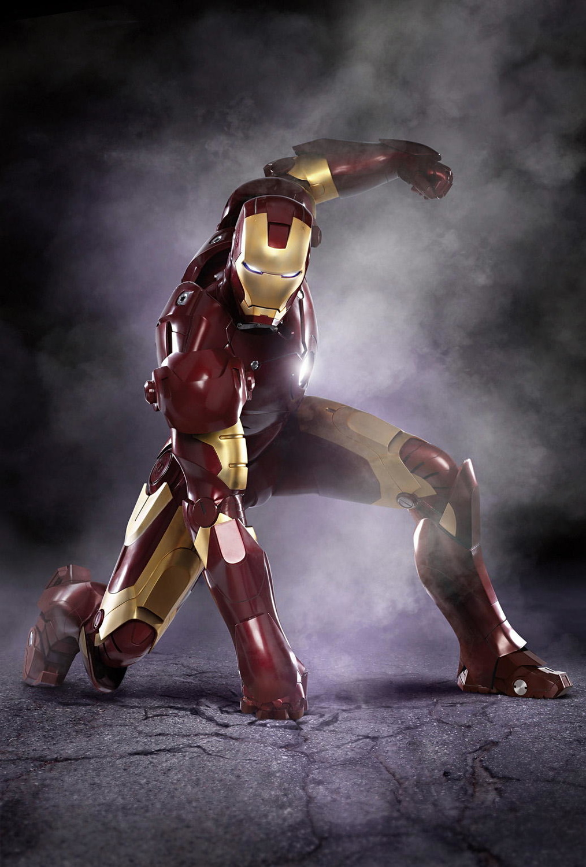 Ironman Darsteller