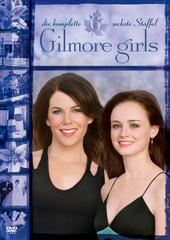 Gilmore Girls - Die komplette sechste Staffel (6 DVDs) Filmplakat