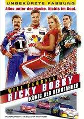 Ricky Bobby - König der Rennfahrer (Ungekürzte Fassung) Filmplakat